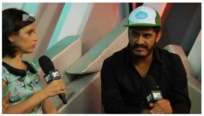 Entrevista Criolo para MTV1