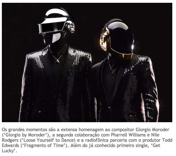 Daft Punk RAM