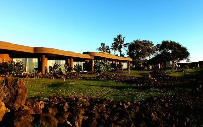 Hanga Roa Hotel, Rapa Nui, July 2014 / @ Gaía Passarelli